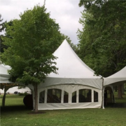 Rent tents at ABC Rental Center serving Parma Heights, North Ridgeville, Middleburg Heights, Brook Park, Brooklyn, & Seven Hills