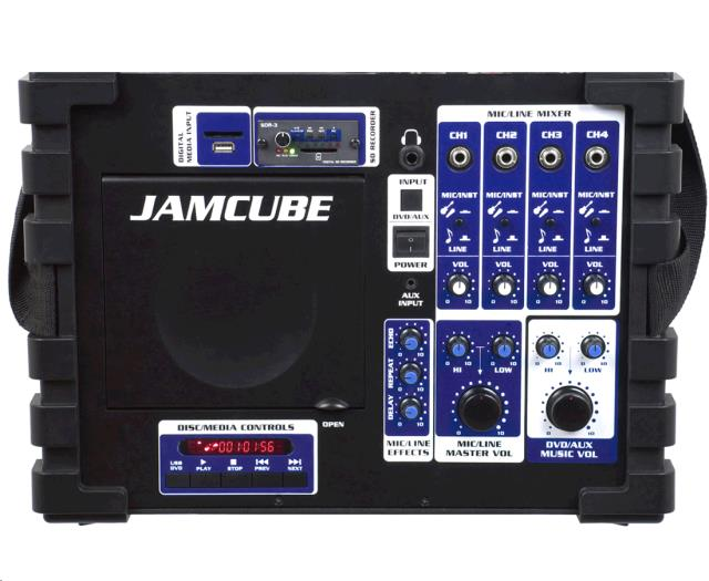 Where to find KARAOKE - JAMCUBE SYSTEM  CDs in Cleveland