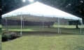 Used Equipment Sales 30  X 30  ANCHOR FRAME TENT - FOR SALE in Cleveland OH