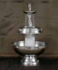 Rental store for CHAMPAGNE PUNCH FOUNTAIN-SILVER in Cleveland OH