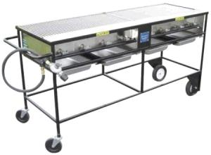 Grill Propane 16 Inch X 66 Inch No Hood Rentals Cleveland