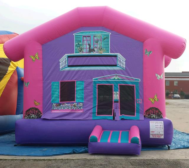 Inflatable Doll House Rentals Cleveland Oh Where To Rent